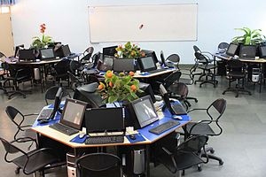 Learning space - Computer lab in Bangalore