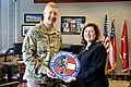 Congresswoman Handel visits Clay National Guard Center (40455040025).jpg