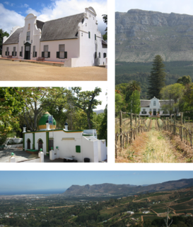 Constantia, Cape Town Place in Western Cape, South Africa