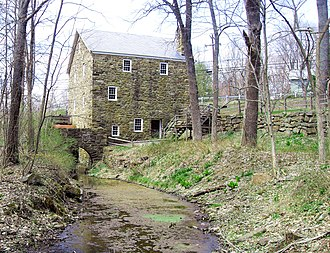 Black River County Park - Cooper Mill in the Black River County Park