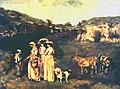 Copie de tableau Les Demoiselles de village de G. Courbet.jpg