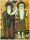 Remete Szent Antal és Szent Pál