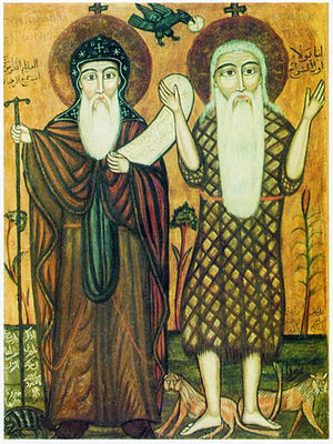 History of Oriental Orthodoxy - Coptic icon