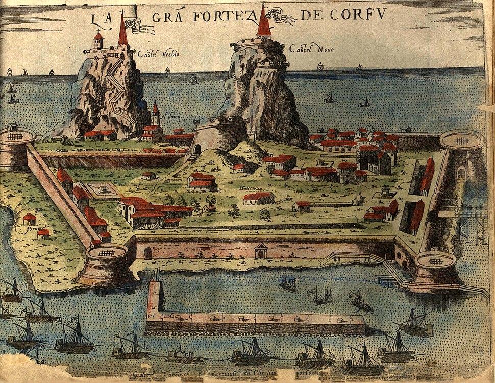Corfu Pinargenti 1573