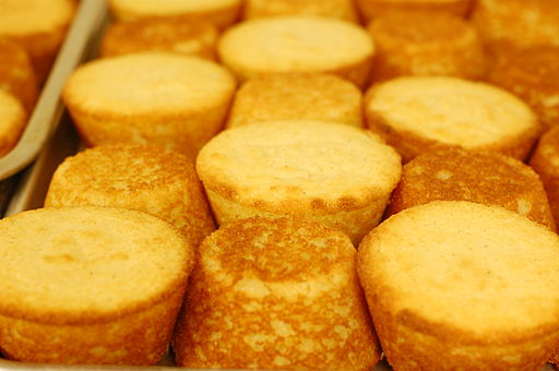 Corn bread muffins 1 copy