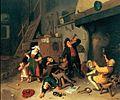Cornelis Dusart Het drinkgelad.jpg