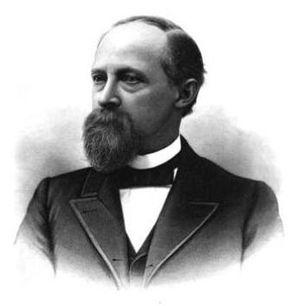 Cornelius H. Hanford - Cornelius H. Hanford, circa 1890