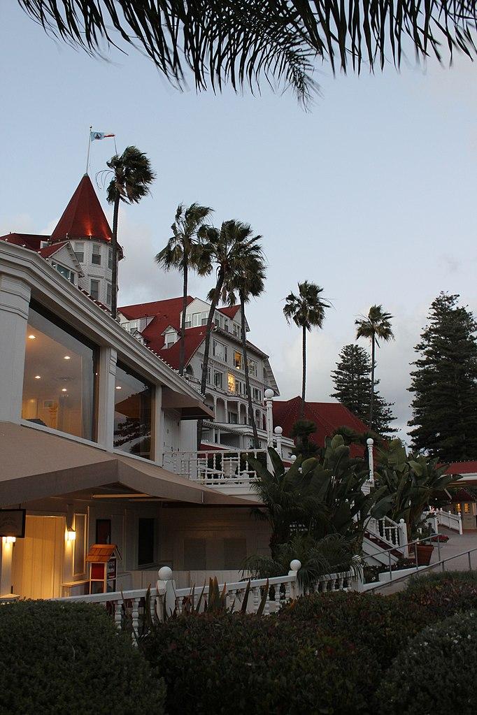 Coronado Hotel Ca