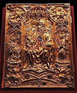 Coronation Gospel front