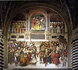 Coronation of Pius III