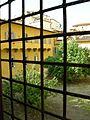 Corridoio vasariano, veduta di cortile vicino pitti 01.JPG