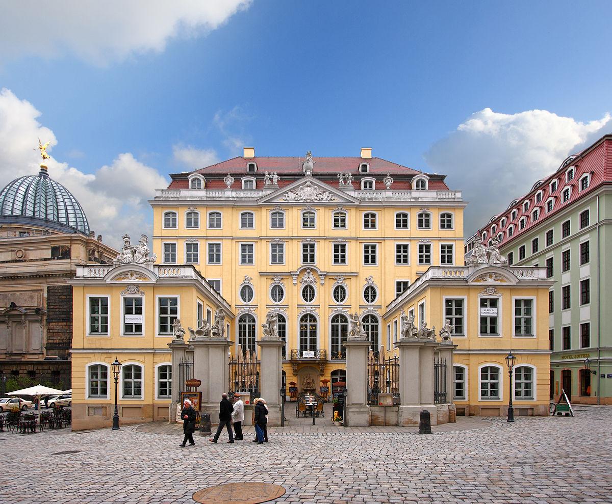Coselpalais wikipedia - Dresden architektur ...