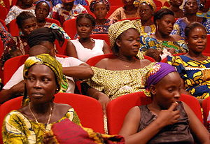 Cotonou - Cotonou women