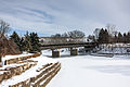 Covered bridge, Frankenmuth, Michigan, 2015-01-11 02.jpg