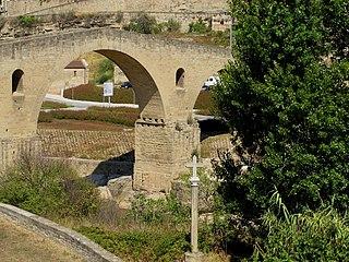 Creu de terme del Pont Vell