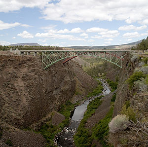 Crooked River High Bridge