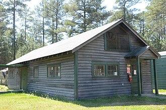 Crossett Experimental Forest - Image: Crossett Experimental Forest Building No. 6JPG
