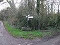 Crossroads at Llanmihangel - geograph.org.uk - 1065534.jpg