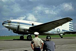 Curtis C-46 Confederate A-Force HRL 10OCT81 (5915487873).jpg