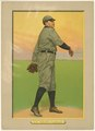 Cy Young, Cleveland Naps, baseball card portrait LCCN2007685674.tif