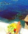 Déjeuner au bord de la mer, Lamadrague, Algérie.png