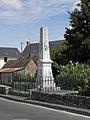 Dénezé-sous-le-Lude (49) Monument aux morts.jpg