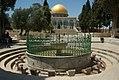 Dôme du Rocher, Jérusalem - Jean-David et Anne-Laure.jpg
