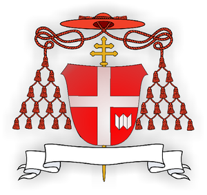 Zbigniew Oleśnicki (cardinal) - Image: Dębno kardynał
