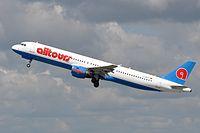 D-ASTV - A321 - Germania