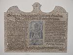 D-BW-Heiligenberg-Betenbrunn - Pfarrkirche Mariae Geburt, Gedenktafel.jpg