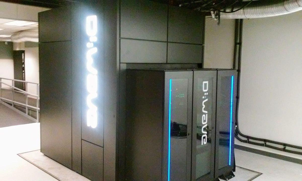 D-Wave Computer
