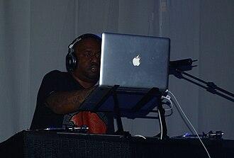 DJ Homicide - DJ Homicide performing with Sugar Ray 6/5/2009 in Reno, NV.