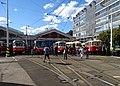 DOD vozovna Strašnice, tramvaje (04).jpg