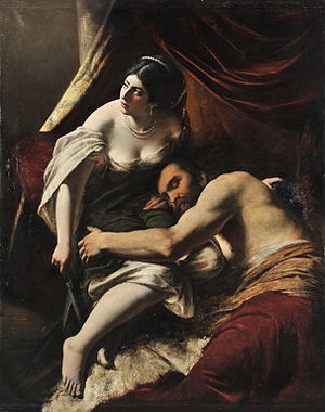 Ioannis Doukas - Samson and Delilah