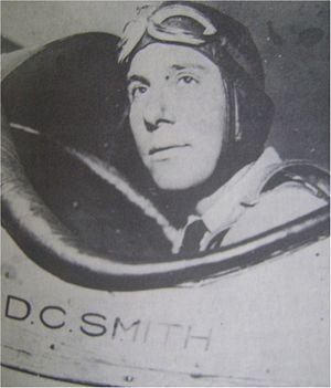 Dean Smith (pilot) - Dean Smith, airmail pilot in 1922