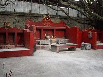 Ngau Chi Wan Village - Tai Wong Temple in Ngau Chi Wan Village.