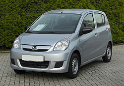 Daihatsu Cuore 1.0 (L276) – Frontansicht, 2. April 2011, Ratingen.jpg
