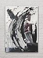 Dario Succaris erstes Gemälde mit Weinfarbe – ohne Titel.jpg