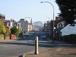 Darvel - Image: Darvel Ayrshire