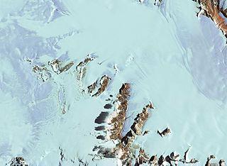 Darwin Glacier (Antarctica) glacier in Antarctica