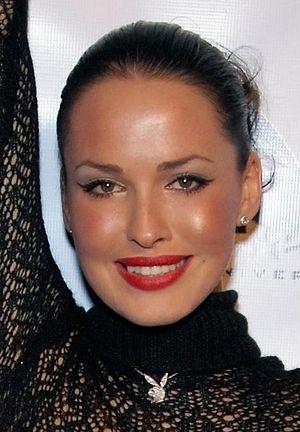 Dasha Astafieva - Hosting Playboy's 55th Anniversary Party