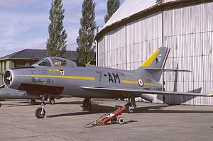 Dassault MD-454 Mystere IVA, France - Air Force AN1196917.jpg