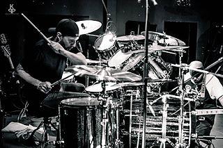Dave Lombardo Cuban drummer