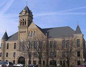 Davenport City Hall - Davenport built a new City Hall in 1895 for $90,000, without issuing any bonds.