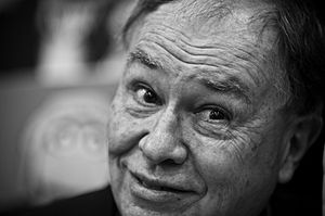 David Newell - Newell at the 2010 New York Comic Con