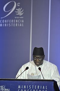 Day 3 of the WTO's Ministerial Conference, Bali, 3 December 2013 (11221157524).jpg