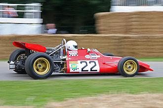 De Tomaso - 1970 De Tomaso 505/38