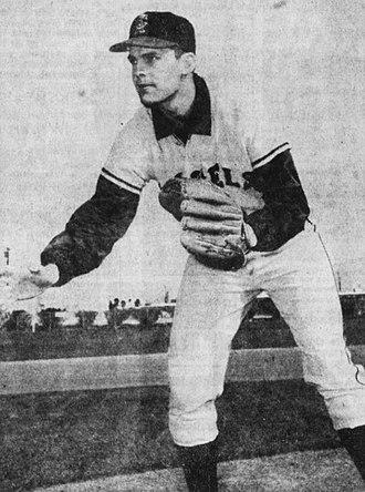 Dean Chance - Image: Dean Chance 1966