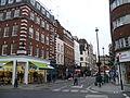 Dean Street - Old Compton Street corner.JPG