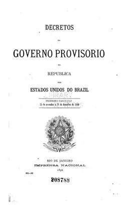 Decretos do Governo Provisorio da Republica dos Estados Unidos do Brazil.pdf